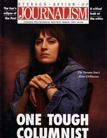 Spring 1992 Issue
